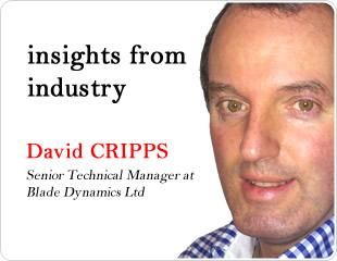 Development of Efficient Wind Turbine Blades: An Interview with David Cripps at Blade Dynamics Ltd.