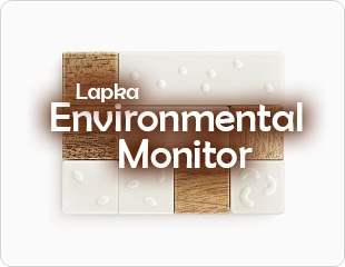 Clean Technology: Lapka Environmental Monitor